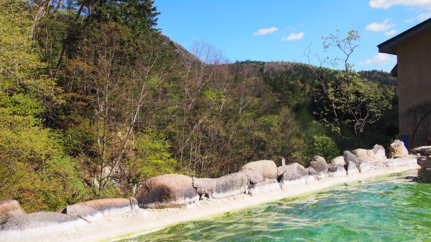 3つの温泉と満天の星空の露天風呂「上士幌町の幌加温泉」とタウシュベツ川橋梁