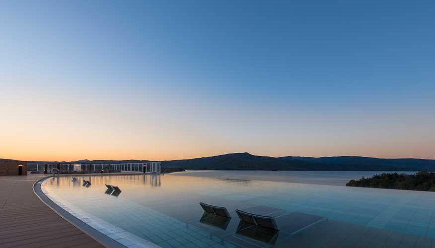 阿寒湖のニュー阿寒ホテルはバイキングのイクラ食べ放題と温泉、天空スパが気持ちよすぎる